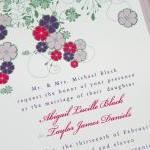 Pocketfold Wedding Invitati..